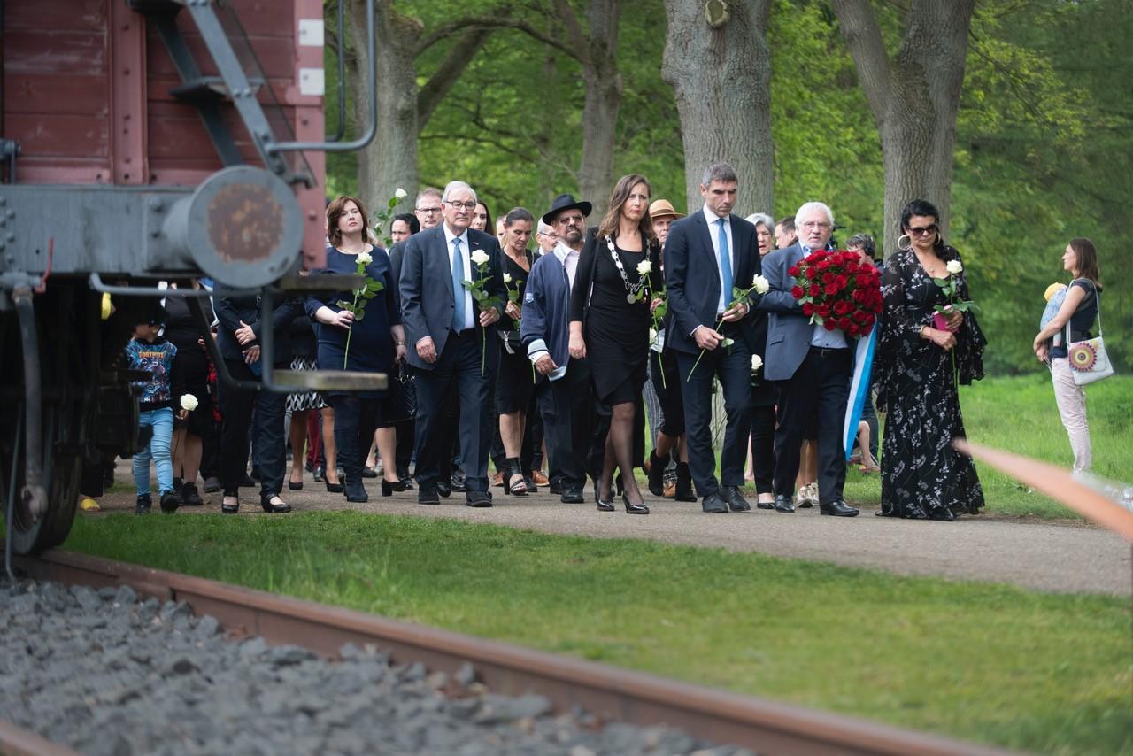 Belangstelling voor kamp Westerbork blijft groeien