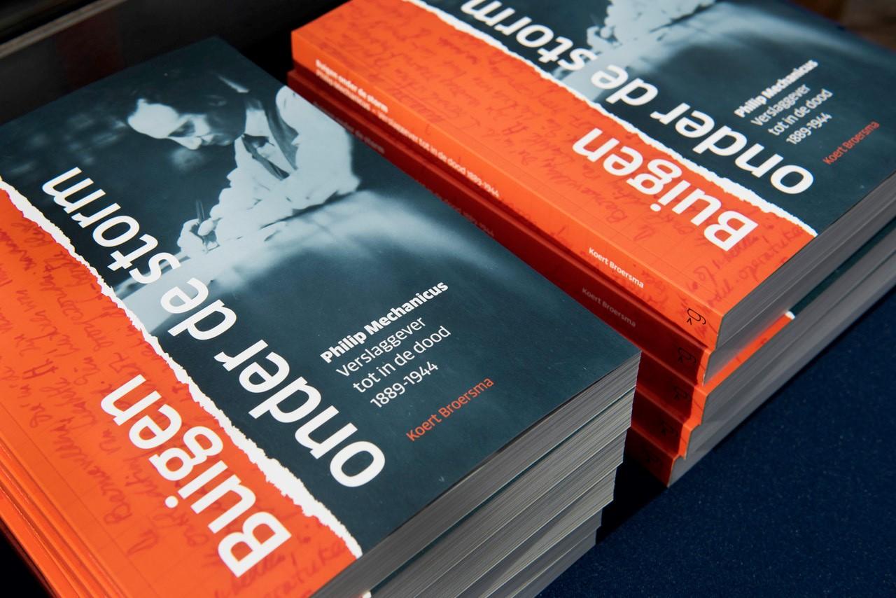 Nieuwe biografie Philip Mechanicus