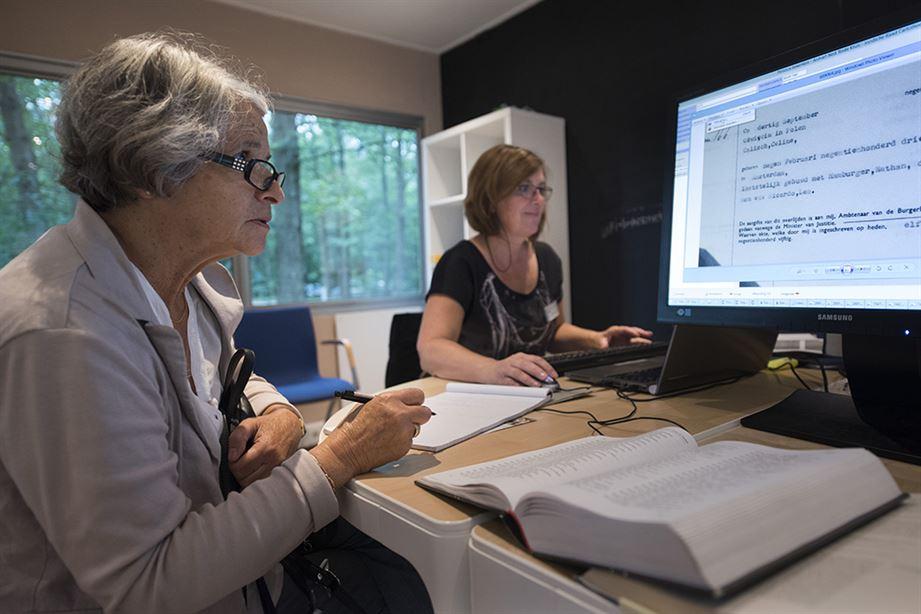 Oorlogslevens.nl aangevuld met data Kamp Westerbork