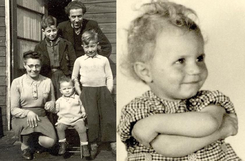 COLUMN: Het meisje met blonde krullen